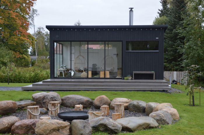 Huone1 Sauna ja huone SH180 18 m2