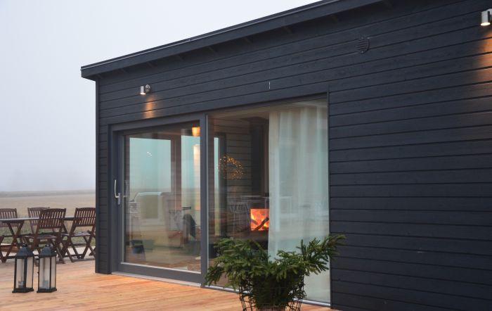Huone1 Moderni Sauna ja huone SH210 21 m2