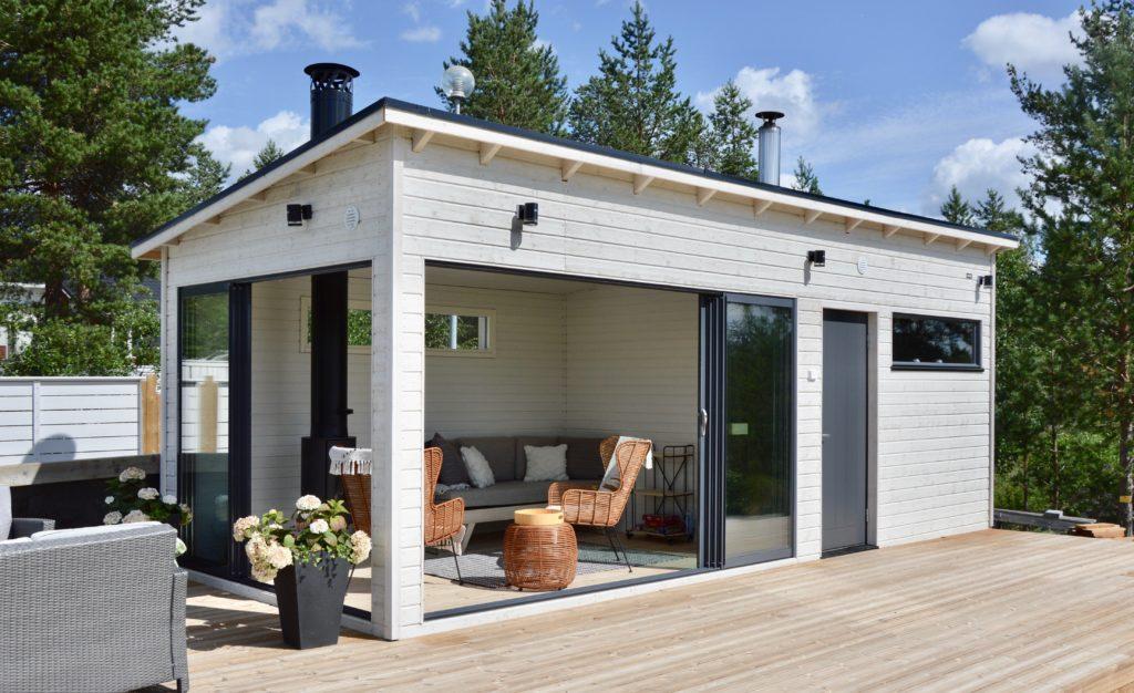 Moderni Huone1 sauna+ph+huone SPH210